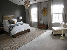 unique rug over carpet