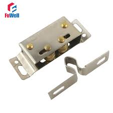 kitchen cabinet magnetic catches 4pcs cabinet closers 54x18mm magnetic closet door catches stainless