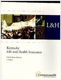 Find resources to become a licensed life and health insurance sales agent in kentucky, with information on qualifications, registration and the following provides a general overview of the content outline. L H Kentucky Life And Health Insurance License Exam Manual By Kaplan Commonwealth 2008 05 04 Kaplan Commonwealth 9781427763327 Amazon Com Books
