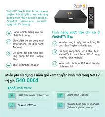Viettel TV box 4K biến tivi thường thành smart TV thông minh | Tổng đài  trung tâm Viettel Care