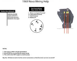 wiper switch wiring archive chevy nova forum