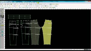Cad Cam Computer Pattern Designing Tukacad Pattern Making Software Powered By Tukatech