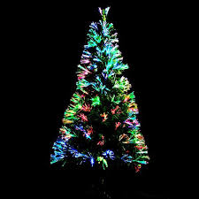 Fiber Optic Tree Christmas | Home Decorating, Interior Design ...