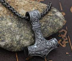 handcrafted viking jewelry