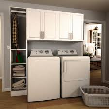 laundry furniture. W White Tower Storage Laundry Cabinet Kit Furniture A