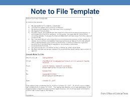 File Note Template Rome Fontanacountryinn Com