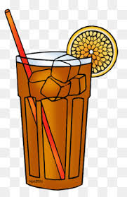 glass of iced tea clip art. Simple Clip PNG On Glass Of Iced Tea Clip Art
