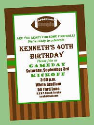 Online Birthday Invitations Templates Best Football Birthday Invitations Football Birthday Invitations Create