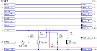 video cable schematics electrical schematic connection diagram