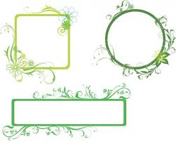 Green Border Template Free Vector Download 23 102 Free Vector For