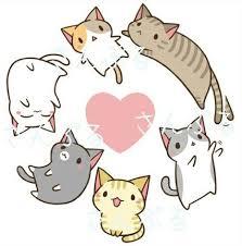 <b>Cute cat</b> drawing, Cute drawings, Cute art