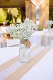Table Decorations Using Mason Jars 100 Mason Jar Wedding Centerpiece Ideas Temple Square 19
