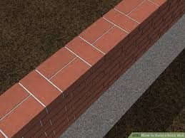 image titled build a brick wall step 28