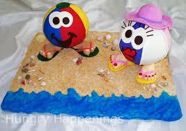 Beach Ball Decoration Ideas Fruit Pizza Beach Ball Fun Beach Themed Summer Recipes 54