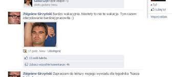 Zbigniew girzyński został zawieszony w prawach członka pis, za zaszczepienie się jako pracownik okazało się, że był nim, jak podaje tvn24, zbigniew girzyński, poseł prawa i sprawiedliwości. Geje Oszaleja Tak To Jest Posel Pis Zbigniew Girzynski