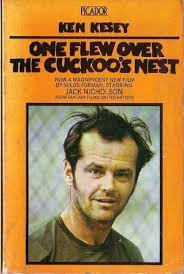 one flew over the cuckoo s nest not cliffsnotes not sparknotes by  one flew over the cuckoo s nest jack kesey