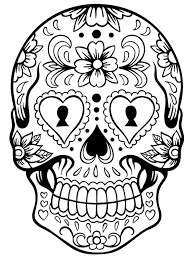 Bestwoohome Skull Stickers Window Decal For