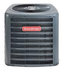 goodman air conditioner compressor. goodman gsx130301 2 5 ton 13 to 14 seer condenser r 410a refrigerant northern sales only air conditioner compressor e