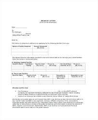 Company Loan Letter Template Personal Guarantee Sample