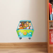 Scooby Doo Bedroom Accessories Scooby Doo Wallpaper Bedroom