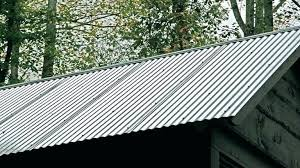 how to install metal roofing on a shed how to install corrugated metal roof on shed