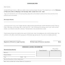 Sample Permission Slips For Field Trips Permission Slip Template Download For Field Generic Movie