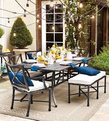 suzanne kasler outdoor patio furniture and accessories cozy group seating ballard designs