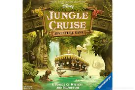 1 day ago · jungle cruise (2021) movie rating. Disney Jungle Cruise Adventure Game Brettspiel Angekundigt