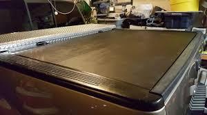 picture of diy f150 tonneau cover