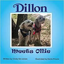 Dillon Meets Ollie (Dillon books): Jones, Cindy Orr, Proulx, Denis:  9798679144187: Amazon.com: Books