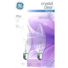 led light bulbs for ceiling fans best bulb fan hampton bay