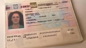 1 faire son visa pour la russie