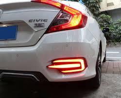 Civic Rear Bumper Light Buy Honda Civic Rear Bumper Brake Lamp Lava Style Model