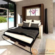 ... InLine Murphy Bed and Sofa-Open