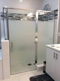 cover bathroom shower doors with privacy frosted widow privacy frosted shower doors frosted shower doors