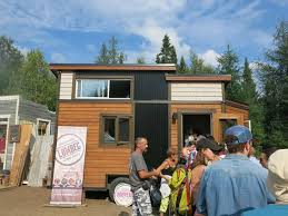 Small Picture Canadas first tiny house festival debuts as part of planned tiny