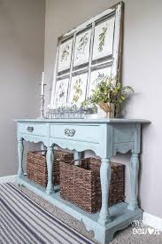cream console table. Cream Console Table Beachy Tv About Moroccan Lamp.Distressed Coastal With Shutters