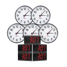 synchronized clocks owl time clock