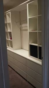 ikea malm dresser kallax custom walk in closet black ikea dresser