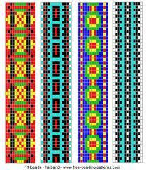 Bead Loom Patterns Fascinating 48 Best Bead Loom Pattern Images On Pinterest Bracelets Seed