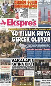 30 KASIM 2020 EKSPRES
