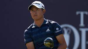 Collin Morikawa wins the British Open ...