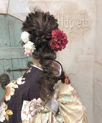 着物のヘアスタイル何がおすすめはんなりかわいいアレンジ17選