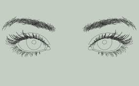 How To Draw Eyes Step By Step How To Draw Eyes A Step By Step Guide Thought Catalog