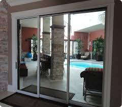 awe inspiring residential sliding glass doors residential sliding glass doors and windows solar innovations