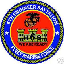 Usmc 6th Combat Engineer Battalion