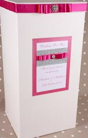 How To Decorate A Wedding Post Box Personalised Handmade Butterfly Wedding Post Box Post box Box 10