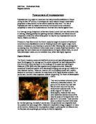 writing about impressionism about two impressionists and forerunners of impressionism