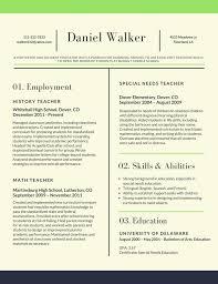 Free Teaching Resume Templates Linkinpost Com