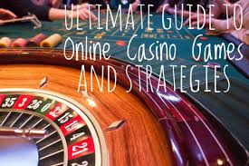Two Tips to Avoid Losing Heavily in Online Casinos